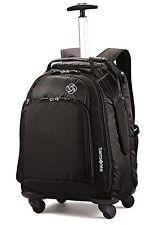 "Samsonite MVS Spinner 15.6"" Laptop / MacBook Pro Wheeled Business Backpack  -New"