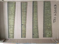 Rare Functional Comlpete 122 Brass Reeds Set Story & Clark Home Pump Organ