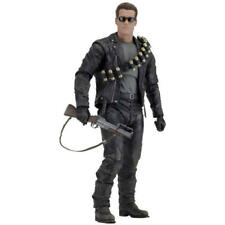 Neca Terminator 2 T-800 1/4 Fig Action Figureneca