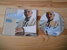 CD HIPHOP Pitbull-Secret Admirer (1 Song) Promo TVT Europe Rec