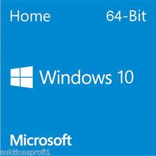 Microsoft Windows 10 Home 64-bit deutsch