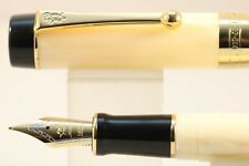 Jinhao Century Centennial Cedar Medium Fountain Pen, GT