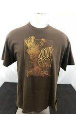 VTG Monty Python and the Holy Grail Brown T-Shirt Medium