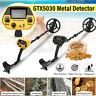 GTX5030 Portable Professional Underground Metal Detector Gold Treasure