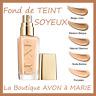 LUXE silken foundation Fond de teint Fini SOYEUX AVON : Pour une peau de peche