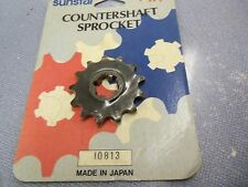 SUNSTAR   10813  FRONT 420 SPROCKET 13 Tooth RM80 1986-1988