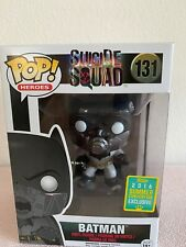 Funko POP! Heroes Batman Underwater Suicide Squad SDCC Exclusive 2016 NEW #131