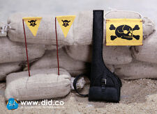 DID Dragon In Dreams 1/6th Scale WW2 German Engineer's Flags + Pouch - Niels