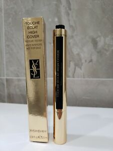 BNIB YSL Touche Eclat High Cover Concealer #1 Porcelain. FULL SIZE
