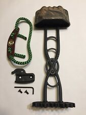 5 Arrow Camo Quiver With Free Bow Sling. Slide And Snap Lock.