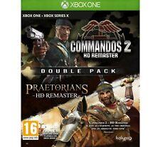 Commandos 2 & Prétoriens HD remastériser Double Pack Xbox One