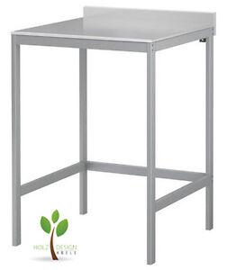 IKEA UDDEN Küchentisch Arbeitstisch Arbeitsplatte - Edelstahl Tisch 64 x 64 cm