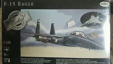 TESTORS 1/100 scale - F-15 EAGLE METAL BODY KIT, #5600 Factory Sealed!!!