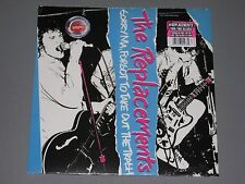 The REPLACEMENTS Sorry Ma, Forgot to Take Out the Trash LP  New Sealed Vinyl