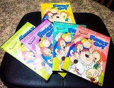 (GET FREE POPCORN) Family Guy Volume 1 Season 1 And 2 DVD MOVIE BOX SALE