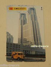 RARE TELECARTE JAPON : KODAK HY Studio - PHONE CARD Japan