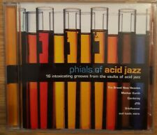 Various Artists - Phials of Acid Jazz (16 Intoxicating Grooves From the Acid Ja…