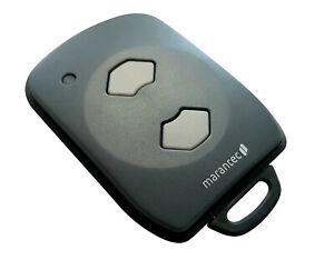 Marantec Mini  Handsender Digital 392 2-Befehl 868,3 Mhz Nachfolger 302 313 321