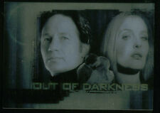 """X-FILES: I WANT TO BELIEVE (2008) """"OUT OF DARKNESS"""" CASE LOADER CARD #CL1"""