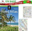 Rand Mcnally USA Road Atlas 2022 BEST Midsizes Scale Travel Maps USA Midsize NEW