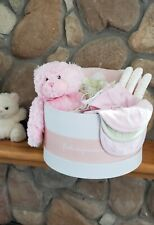 Infant/Baby Girl 15-Pc Gift Basket - Perfect Shower Gift! 3-6 Months