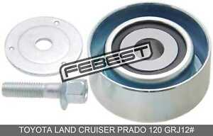 Pulley Tensioner Kit For Toyota Land Cruiser Prado 120 Grj12# (2002-2009)