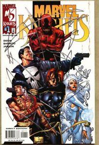 Marvel Knights #1-2000 nm- 9.2 Standard cover Joe Quesada Jimmy Palmiotti