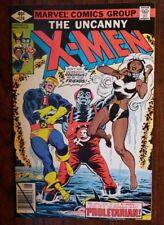 X-Men #124 (News) Cockrum Byrne 1st Proletarian Origin Arcade Spider-Man