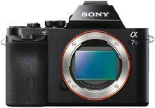 Cámara digital! nuevo! Sony a7 sin espejo cuerpo Alpha solamente (cámara de lentes intercambiables con e-mount - 7S)