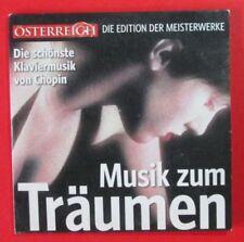 Musik zum Traumen Die schonste Klaviermusik von Chopin
