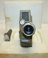 Vintage Argus Super Eight Camera with Detachable Handle – UNTESTED