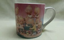 VINTAGE 1995 PRECIOUS MOMENTS 20 OZ. ENESCO FRIENDSHIP FILLS LIFE EX LG MUG/CUP