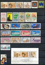 Bundespost jaargang 1978 gebruikt (2)