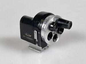KMZ Universal Turret Finder 28/35/50/85/135mm Zorki Kiev Leica Contax