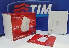 MODEM ROUTER ADSL2+ Wi-Fi Tecnologia N Telecom Alice - Garanzia 24 Mesi