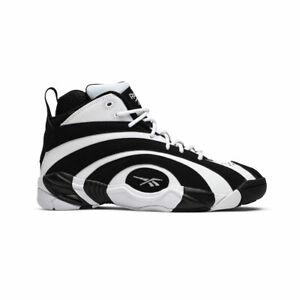 Reebok Shaqnosis 2020 EF3069 Black/White Mens Basketball Shoes Sneakers SZ 8-13