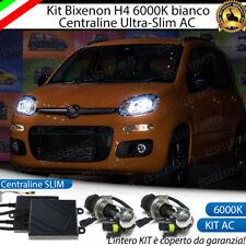 KIT XENON BIXENON BIXENO XENO H4 6000 K 35W AC SPECIFICO FIAT PANDA III NO ERROR