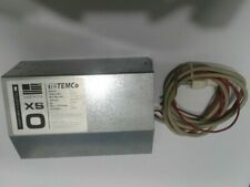 TEMCO Co Ltd XS-0 Votage 208-240 Static Phase CONVERTOR Hz 50/60
