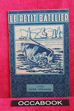 Le petit batelier - Conte pour enfants - Editions Gutenberg