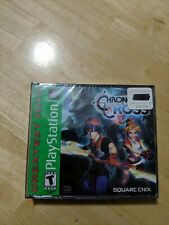 Chrono Cross (PlayStation 1, 2000)