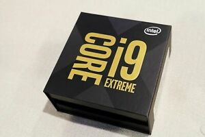 Intel Core i9 Extreme i9-9980XE 18-Core 3.0GHz LGA-2066 Processor