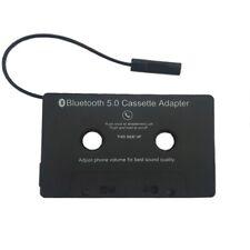 Bluetooth Audio Cassette Player Wireless Car Audio Cassette Tape Adapter U P6B3