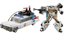 Hasbro 2019 Transformers Collaborative Ghostbusters Ecto-1 Ectotron Gamestop