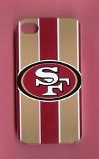 SAN FRANCISCO 49ers 1 Piece Matte Case / Cover iPhone 4 / 4S (Design 7)+Stylus