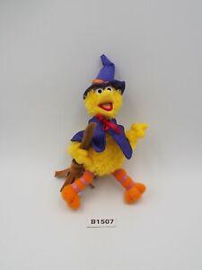 "Elmo Sesame Street B1507 Big Bird Universal Studio Japan Mascot 5"" Plush Toy"