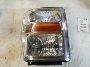 Right Passenger Composite Headlight | Fits 2008-2010 Ford F250 F350