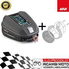 Givi Borsa Serbatoio Tanklock St611 Flangia Ducati 848/1098/1198 2007 2012
