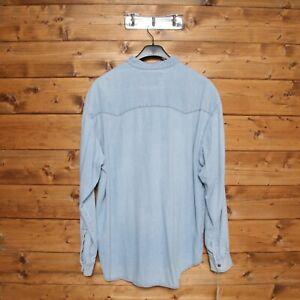 Camicia Levi's Orange Tab 60624 Jeans Tg: XL Usato (Cod.EBAY349) Denim Uomo