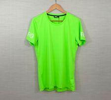 Bnwt Bjorn Borg Tee Hydro-Pro Men's T Shirt Neon Green Size M Sport Train Active
