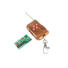 IC 2262/2272 4 CH Key 433MHZ Wireless Remote Control Receiver Module for Arduino